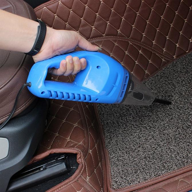 12V Portable Handheld Car Vacuum Cleaner Vacume Kereta Vacume Rumah