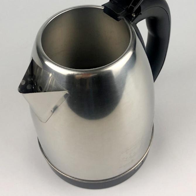 2L Stainless Steel Electric Jug Kettle Hot Water Heater Boiler Cerek Air Panas Pemanas Automatic Cut Off