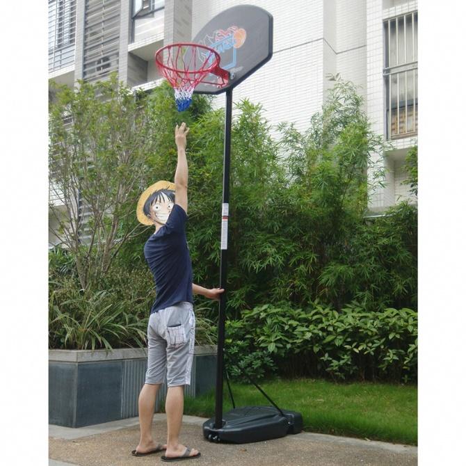 305cm ADULT SIZE Portable Basketball Hoop Basketball Stand Basketball Rim Outdoor Sport Equipment