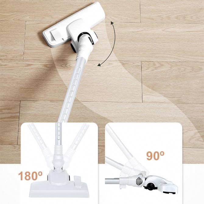 Dual Cyclone Portable Handheld Vacuum Cleaner?Dust Acarid Dust-Mite Dust Mite Vacuum Cleaning Vakum Penyedut Habuk Pembersih Hampagas